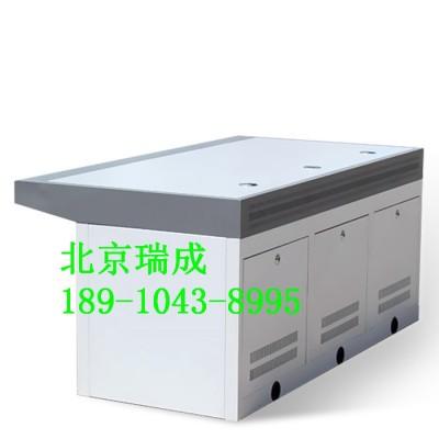三联加定做两联平台双联平面操作台 机柜拼装组合操作台 监控柜异形机柜厂家直供